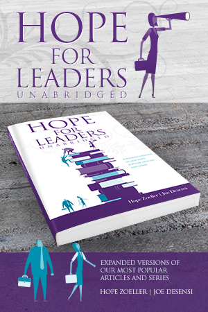 HOPE for Leaders Unabridged