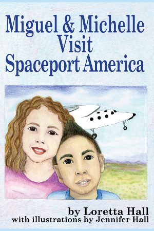 Miguel & Michelle Visit Spaceport America