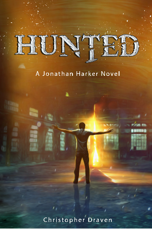 Hunted: A Jonathan Harker Novel