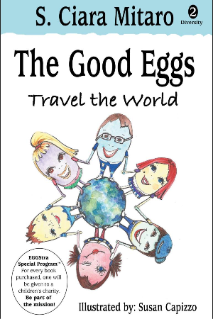 The Good Eggs Travel the World