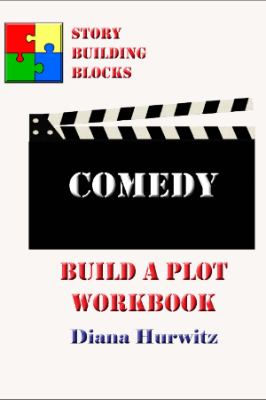 Comedy: Build A Plot Workbook