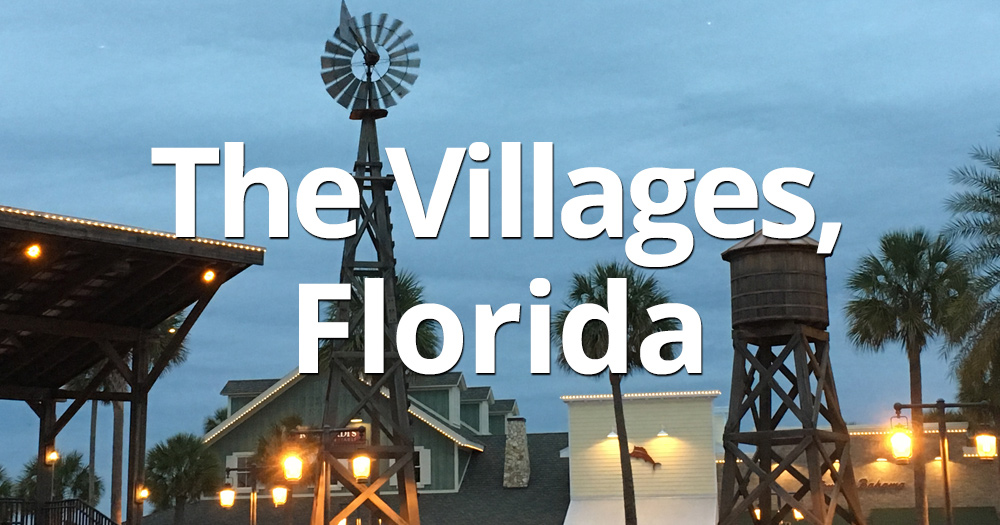 The Villages Books